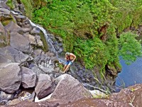 Rappelling Video